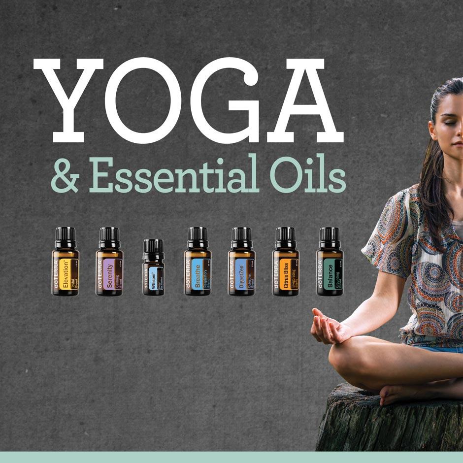 Workshop Yoga Amp Essential Oils Yogastudio Infinity