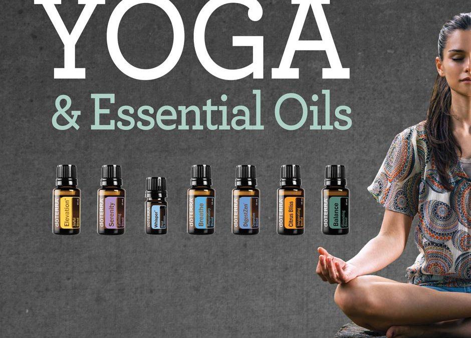 Workshop Yoga & Essential oils